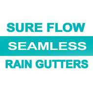 Sure Flow Seamless Rain Gutters : For The Very Best  Aluminum and Copper Rain Gutters...Add Beauty and Function To Your Home!  . We do Quality Seamless Rain Gutters, 31 Beautiful Colors, Aluminum, Copper, Custom Downspouts, add Beauty and Function to your Home!