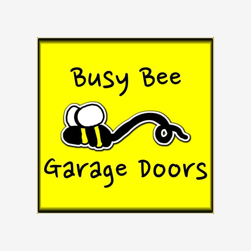 Busy Bee Garage Door