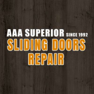 AAA Superior Sliding Door Repair : Our on time technician will make your sliding door work better than new!. We do Sliding glass door repair, glass door wheel repair, track cleaning and repair, sliding closet door repair, and more! We serve the Riverside Inland Empire and Palm Desert areas