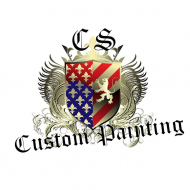 CS Custom Painting : We use the best brands of paint to produce top quality work.. We do Interior/Exterior Painting, Residential/Commercial, Pressure Washing, Plaster & Drywall Repair, Wood & Stucco Repair, Cabinet Refinishing, Faux Finishes, Venetian Plaster, Wallpaper Removal, Acoustic Ceiling Removal
